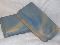 goat milk soap-blue skies too