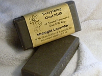 Midnight Lavender Goat Milk Soap