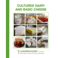 Cultured Dairy and Basic Cheese Ebook