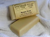 Simply Soap Goat Milk Soap