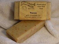 Yucca Goat Milk Soap