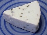 Montchevre in blue cheese
