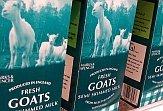 Goat milk carton